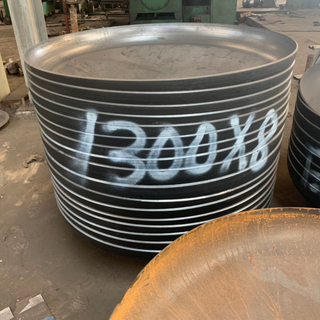 Hot Forming Asme Q235b Semi Torispherical Head